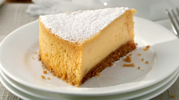 recipe image New York cheesecake